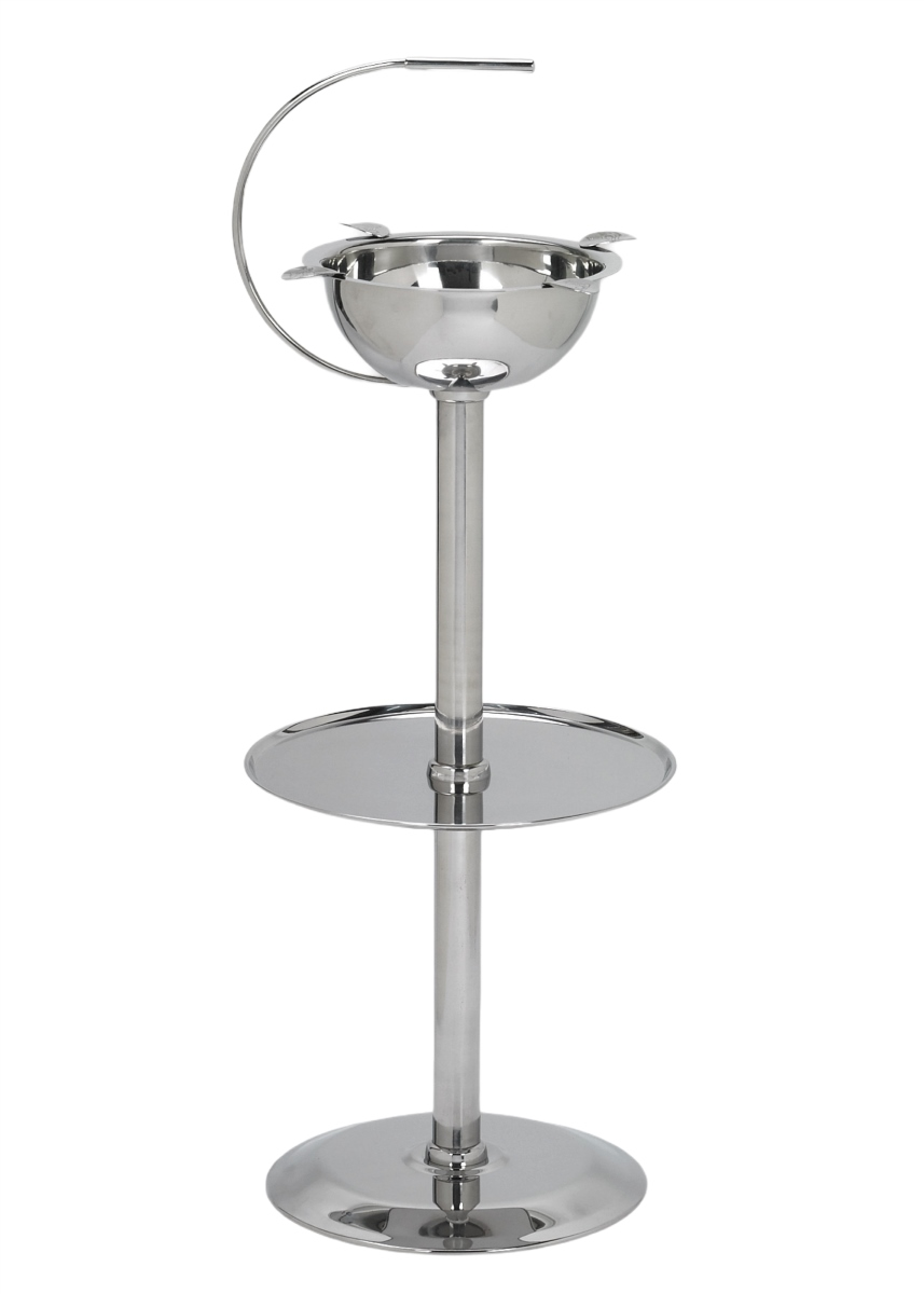 Stinky Floor Stand Cigar Ashtray Stainless