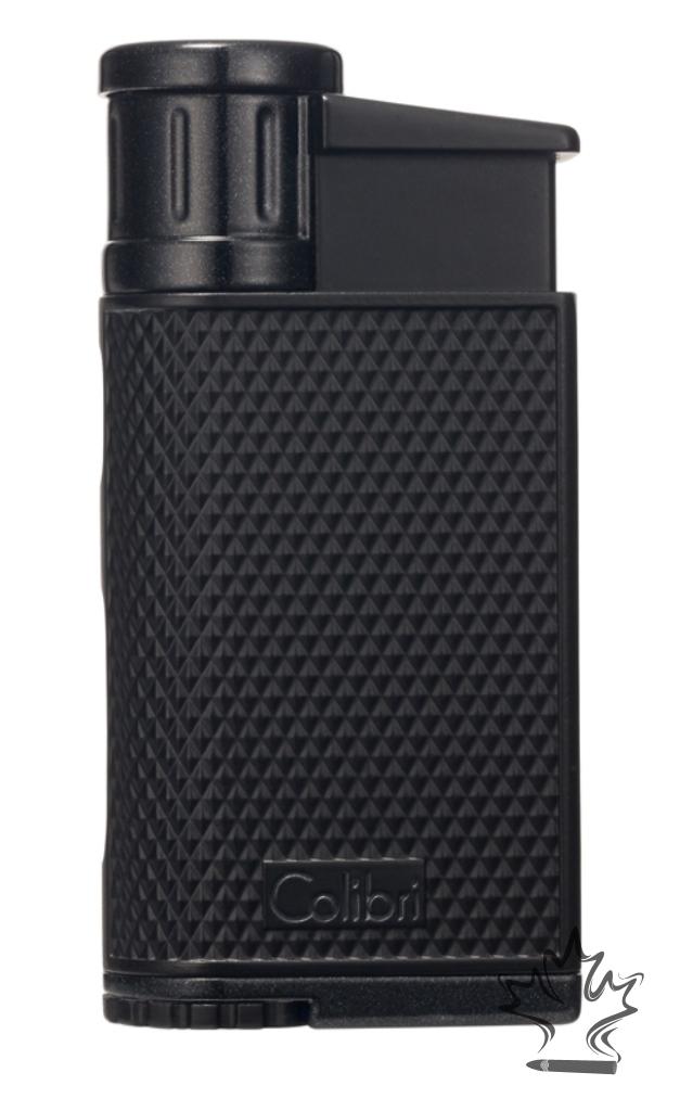 Colibri Evo Cigar Lighter Black