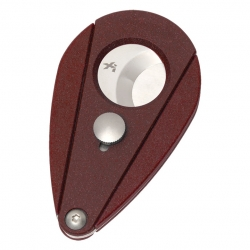 XIKAR Xi2 Cigar Cutter - Bloodstone Red 200RD