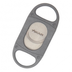 Xikar X8 64 Ring Gauge Cigar Cutter - Silver 208SL