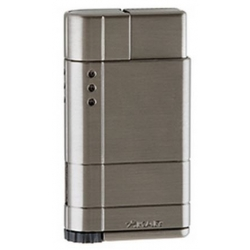 XIKAR Cirro Cigar Lighter - Gunmetal