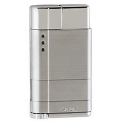 XIKAR Cirro Cigar Lighter - Silver