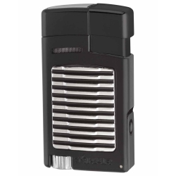 XIKAR Forte Cigar Lighter - Black 523BK