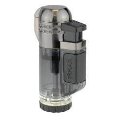 XIKAR Tech Double Lighter - Black