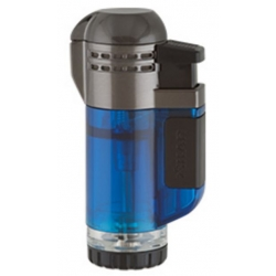 XIKAR Tech Double Lighter - Blue