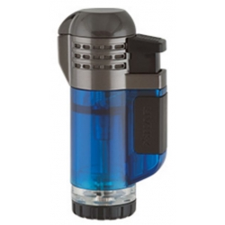 XIKAR Tech Triple Lighter - Blue