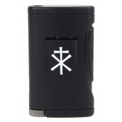 XIKAR Xidris Single Flame Cigar Lighter Red
