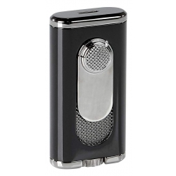 XIKAR Xidris Single Flame Cigar Lighter White