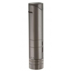 XIKAR Turrim Cigar Lighter - Gunmetal 564G2