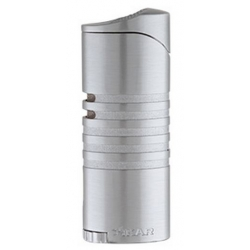 XIKAR Ellipse III Cigar Lighter - Silver