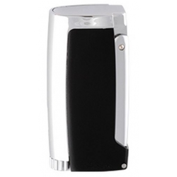 XIKAR Pulsar Cigar Lighter with 7mm Punch - Black