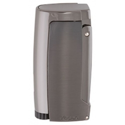 XIKAR Pulsar Cigar Lighter with 7mm Punch - Gunmetal