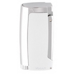 XIKAR Pulsar Cigar Lighter with 7mm Punch - Pearl