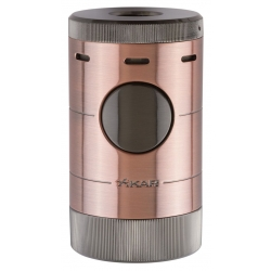 XIKAR Volta Tabletop Ciagr Lighter - XIKAR Volta Tabletop - Vintage Bronze 569BZG2