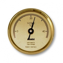 Adorini Small Thermometer - Gold
