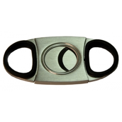 Rubber Grip Cigar Cutter