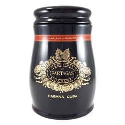 Partagas Ceramic Cigar Jars
