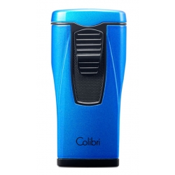 Colibri Monaco Cigar Lighter - Metallic