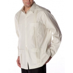 Guayabera - Long Sleeve