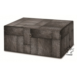 Steel City Cigar Humidor