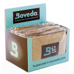 Boveda 62% Humidity 12-Pack Cube