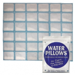 Dry Water Pillows