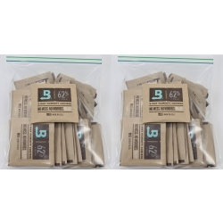 Boveda 62% Humidity Mini-Pack - Bulk 100 Packs