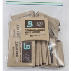 Boveda 62% Humidity Mini-Pack - Bulk 50 Packs