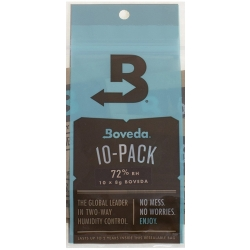 Boveda 72% 10 Humidity Packs (Small)