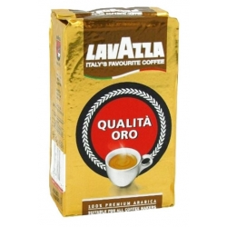 Lavazza Qualita Oro - 250g Ground