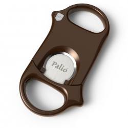Palio Cigar Cutter - Sahara Brown