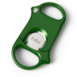 Palio Cigar Cutter - Polo Green