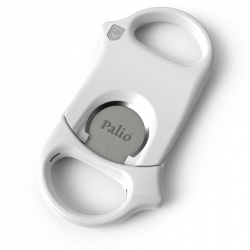 Palio Cigar Cutter - Alpine White