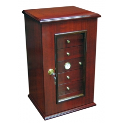 The Charleston 150 Cigar 7 Drawer Humidor