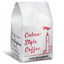 "Twin Engine ""Cuban Style"" Nicaraguan Coffee Ground - 200g"
