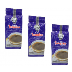 3 Bags x 250g TURQUINO Coffee Ground